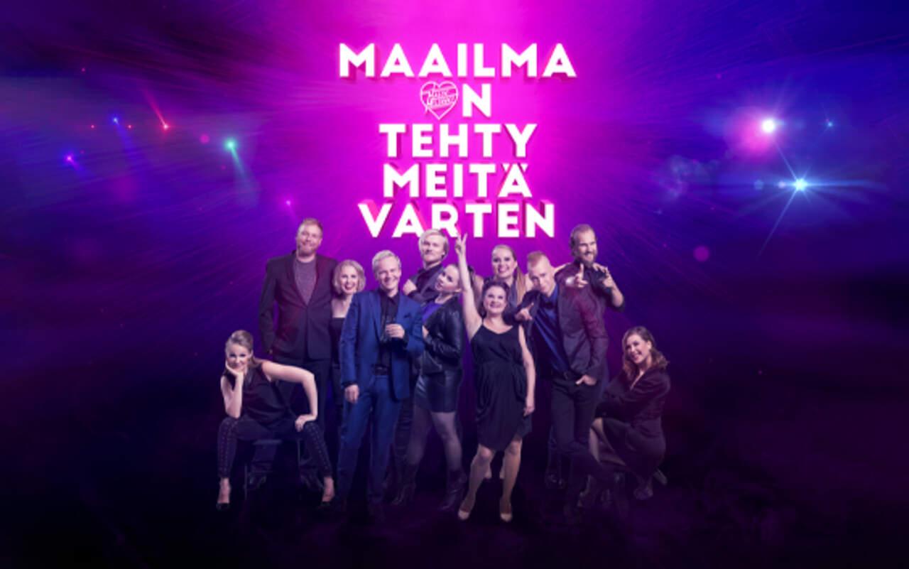 Suomen Komediateatteri FI Lahjakortti