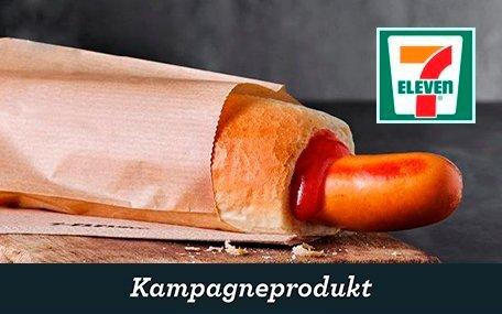 Stor Fransk Hotdog hos 7-Eleven DK Gift Card