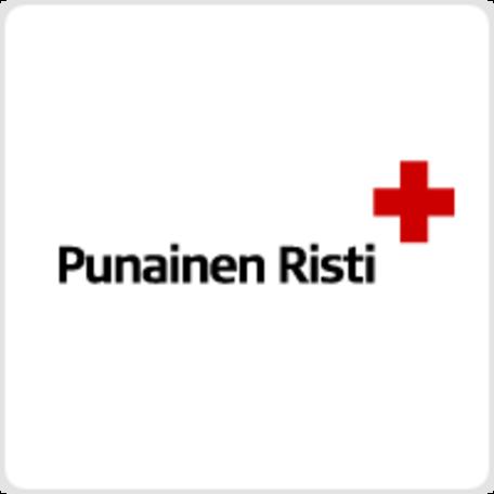 Punainen Risti Lahjoituskortti product logo