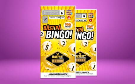 BingoLotto Presentkort
