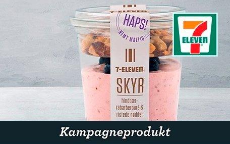 Skyr eller Yoghurt hos 7-Eleven