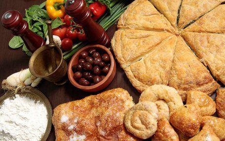 Græsk Smag Gavekort