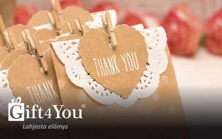 Gift4You Kiitos