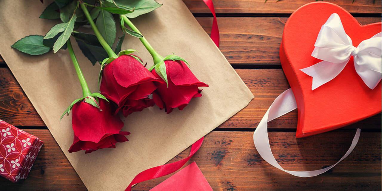 Romantiske gaver