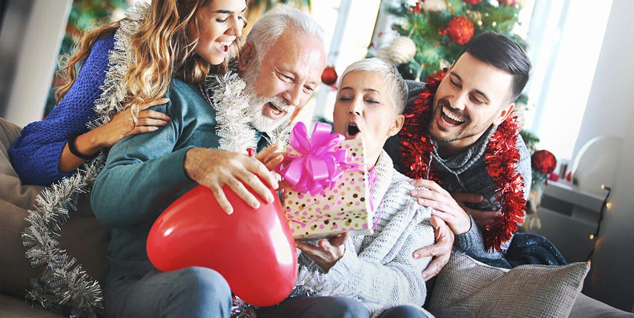 Julklappar till morfar