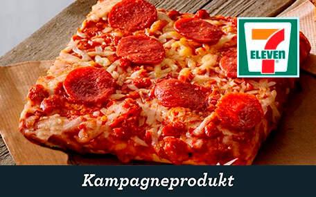 Pizzaslice hos 7-Eleven