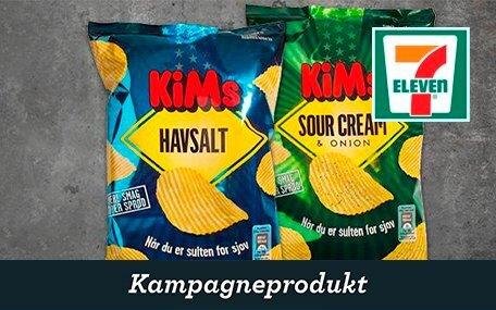 Kim's Chips hos 7-Eleven