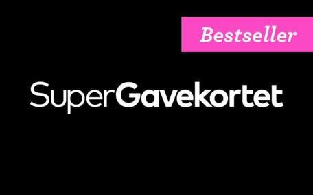 SuperGavekortet DK
