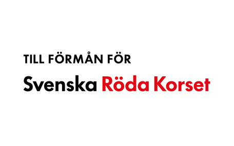 Röda Korset Donation SE Presentkort