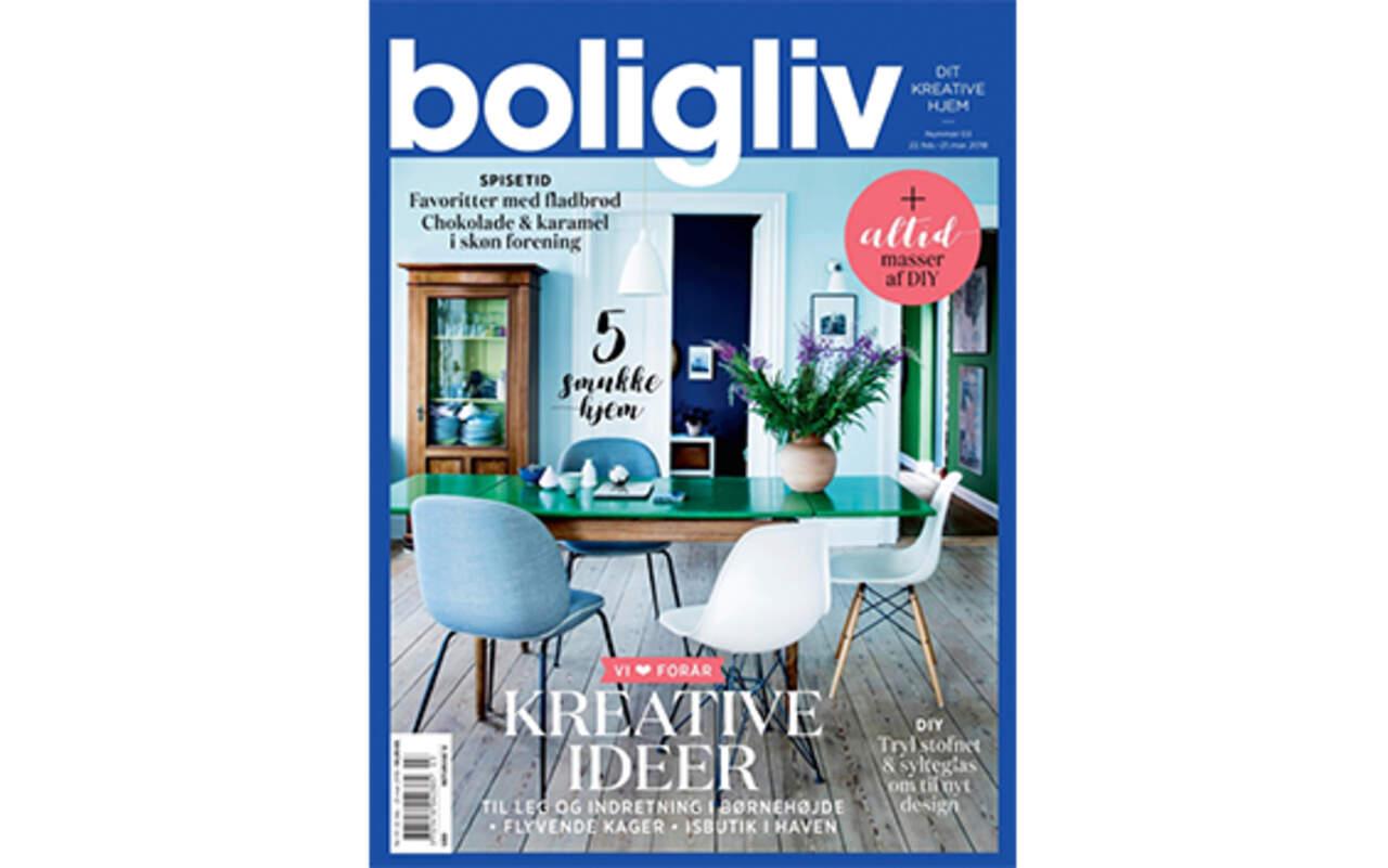 BoligLiv DK Gavekort
