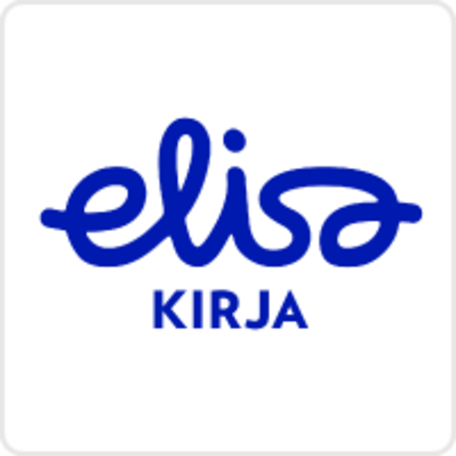 Elisa Kirja FI Lahjakortti product logo