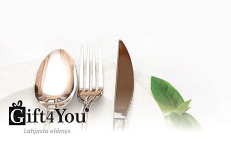 Gift4You Deluxe illallinen