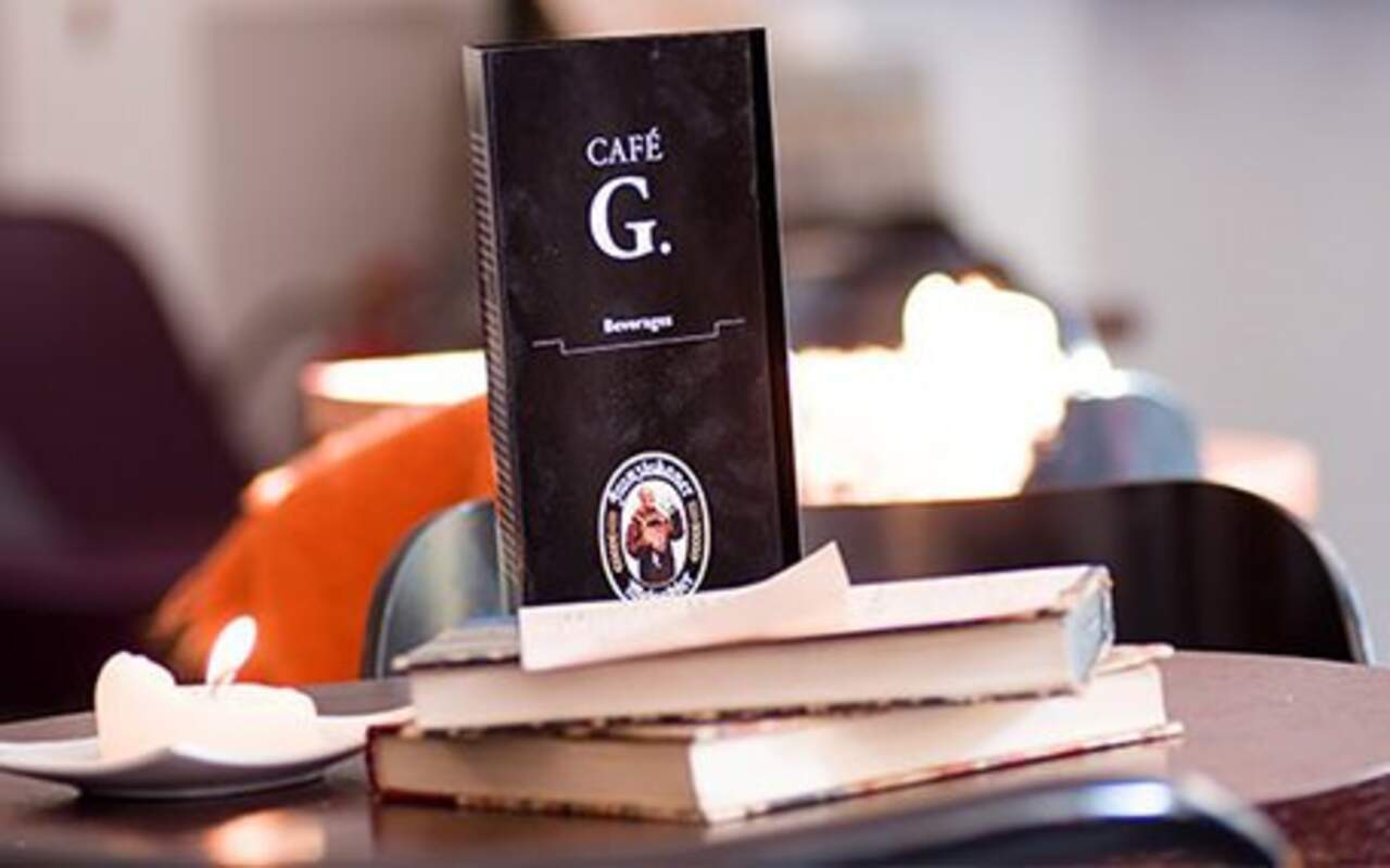 Café G Gavekort