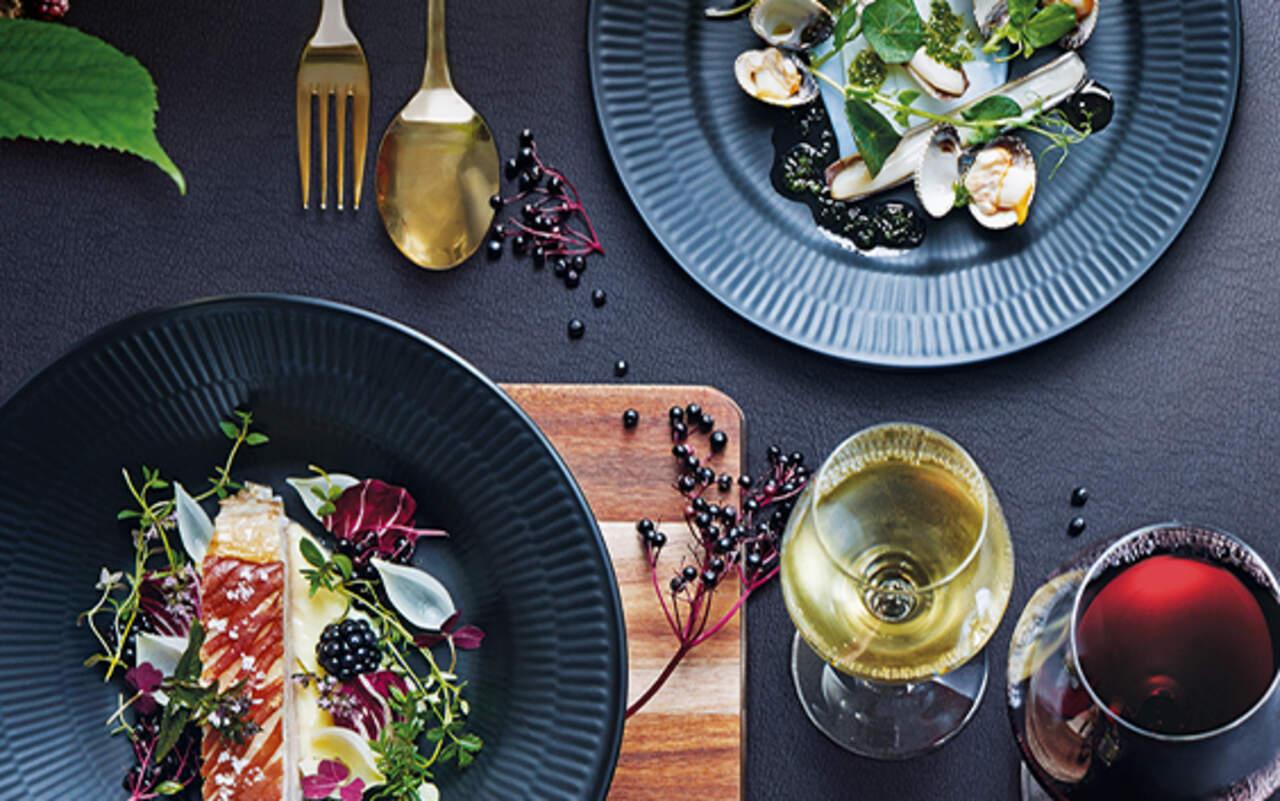 Gastronomi med vin for 2 Gavekort