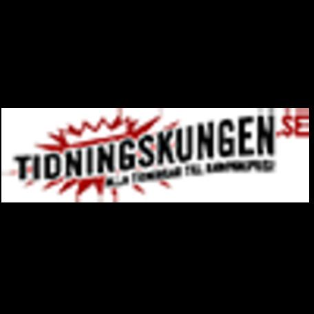 TIDNINGSKUNGEN.se Presentkort product logo