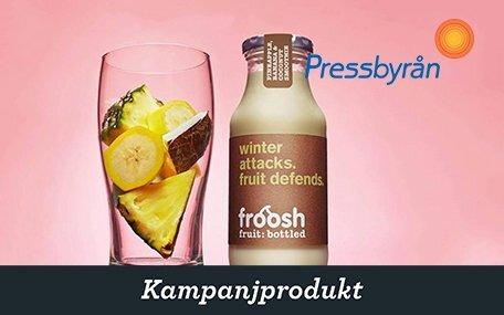 Valfri Froosh 250 ml på Pressbyrån Gavekort