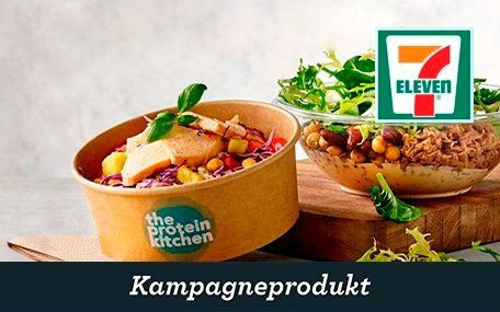 Salat hos 7-Eleven