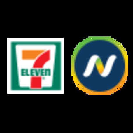Kaffe hos Narvesen eller 7-Eleven produktlogo