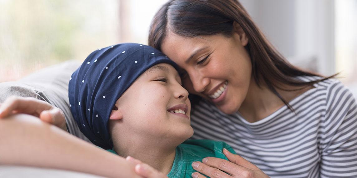 Stöd Barncancerfonden - gåvobrev via sms email och post