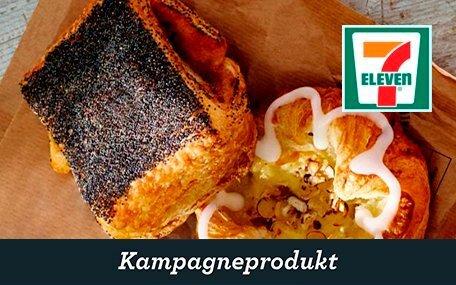 3 x Klassisk Wienerbrød hos 7-Eleven