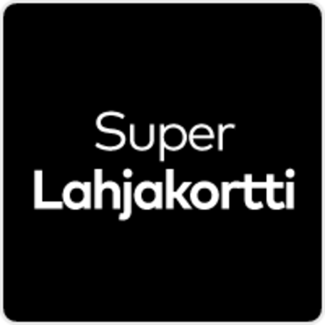 SuperLahjakortti product logo