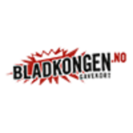 BLADKONGEN.no Gavekort produktlogo