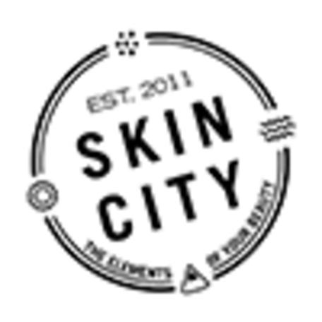 Skincity Presentkort product logo