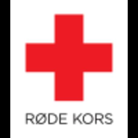 Røde Kors Donasjonsgavekort produktlogo