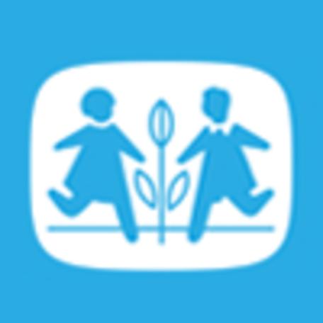 SOS-Barnebyer Donasjonsgavekort produktlogo