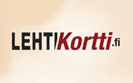 LEHTIKORTTI.fi Lahjakortti
